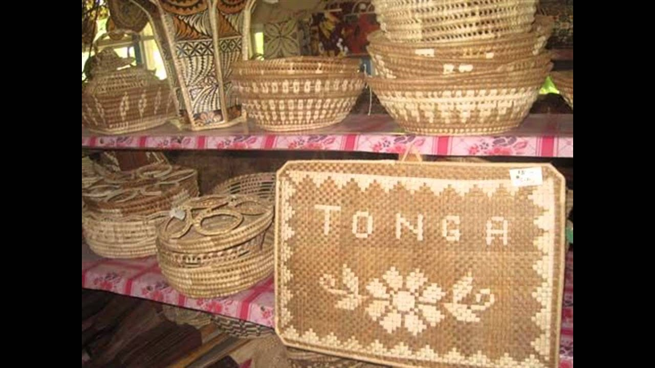 Handicraft project empowering tongans pmc youtube