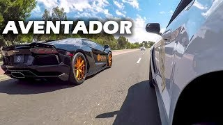 Can my GT350R hang with SUPERCARS ? | Exotic Car Rally