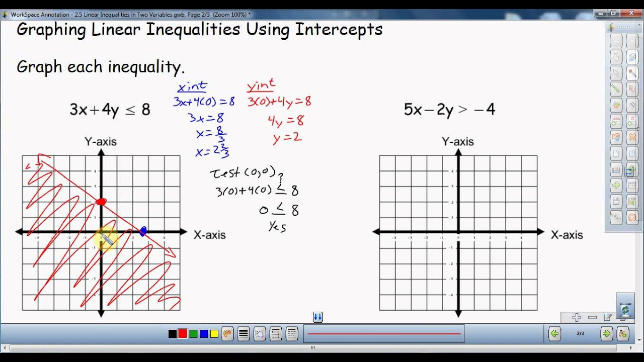 Free Printable Graphs » graphing equations with two variables ...