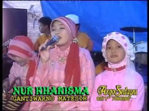 Sholawat Lir Ilir Rebana Modern Nur Kharisma Gantiwarno Matesih
