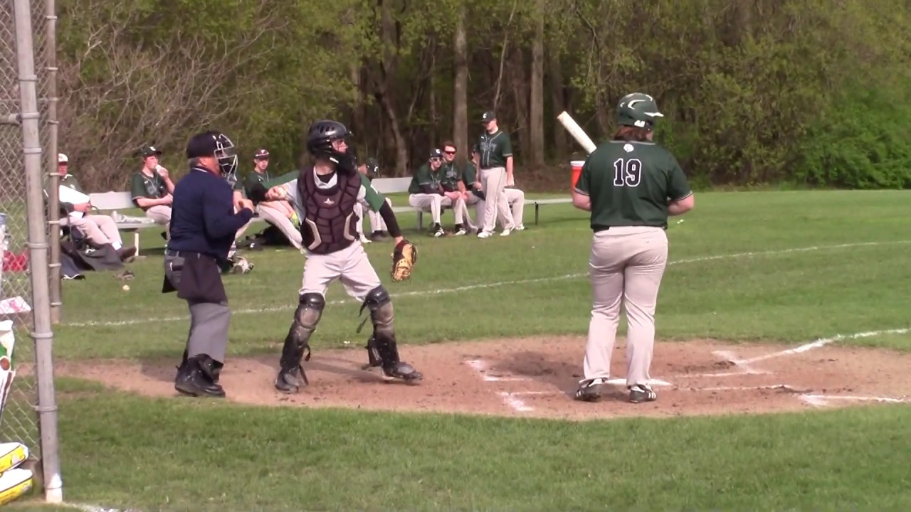 Chazy - Schroon Lake-Bolton Baseball  5-15-19