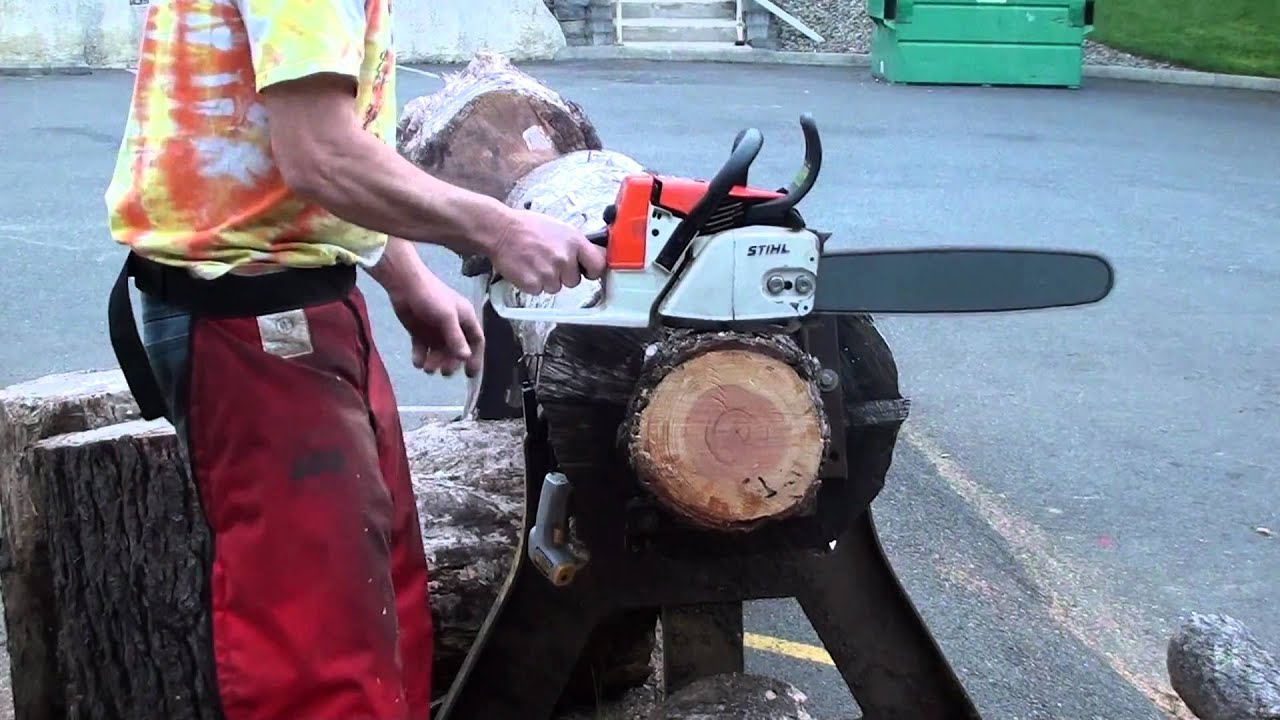 Stihl 026 Chainsaw ported by srcarr52