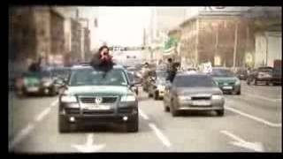 Черножопый беспредел на дорогах Москвы!!!