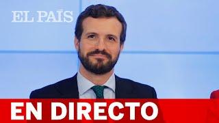 DIRECTO #10N | #CASADO comparece tras conocer el #ACUERDO entre Sánchez e Iglesias