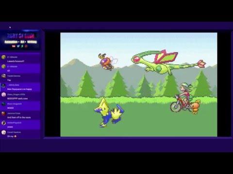Ruby Plays: Pokémon Emerald (MH Backstory Recreation) - Part 1