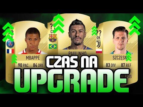 FIFA 18 - Ale mam pewniaczki! - Czas na upgrade #2