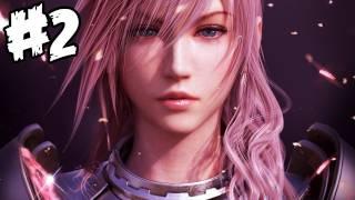 Final Fantasy XIII-2 Walkthrough - Part 2 - ENGLISH Episode 1 - Let