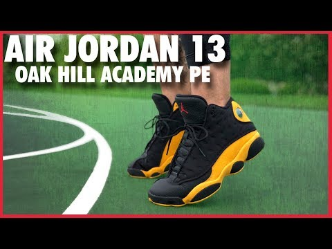 new style 82f94 113e3 Air Jordan 13 'Class of 2002' Review - YouTube