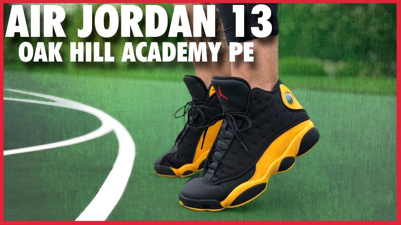 440cba90f187 Air Jordan 13  Class of 2002  Review - YouTube