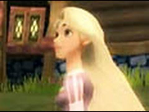 Rapunzel wii game