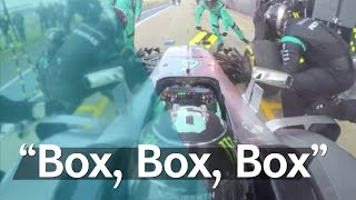 F1 Explained: What makes the perfect pit stop?