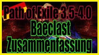 Hier stelle ich euch eine Interessante Zusammenfassung vom Baeclast...