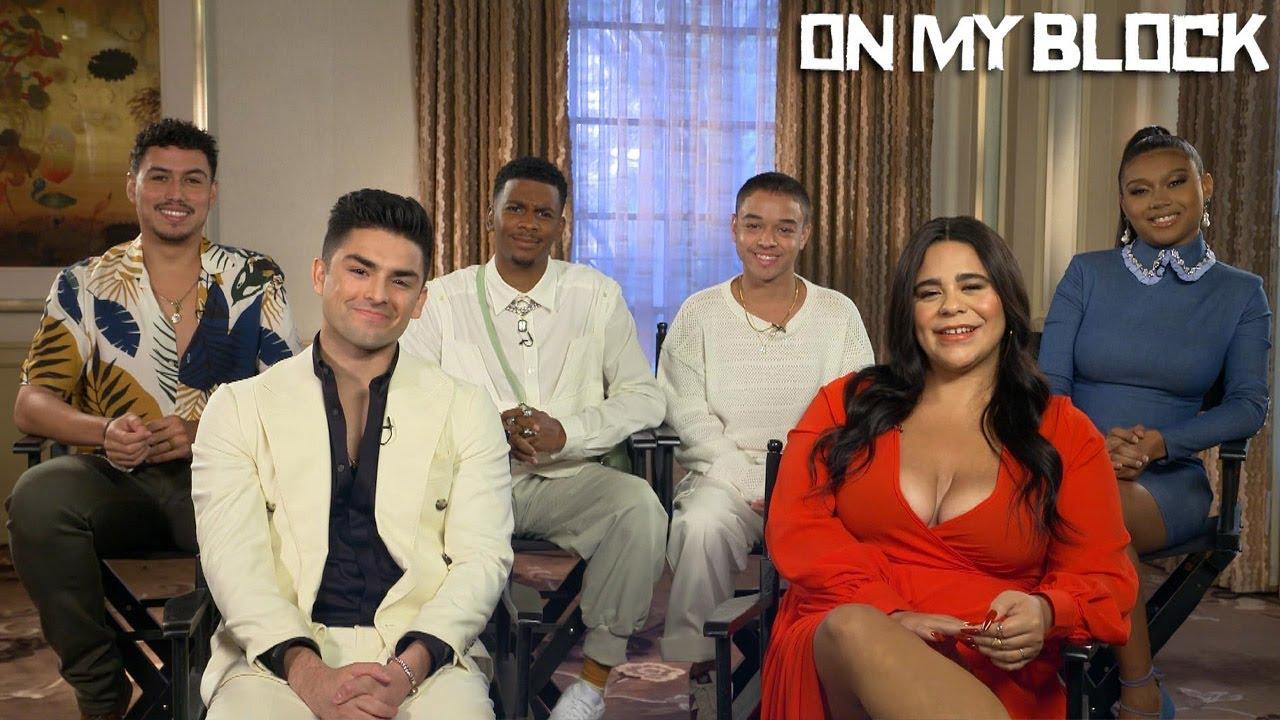 'On My Block' Cast on the Biggest Moments From the Series Finale ...