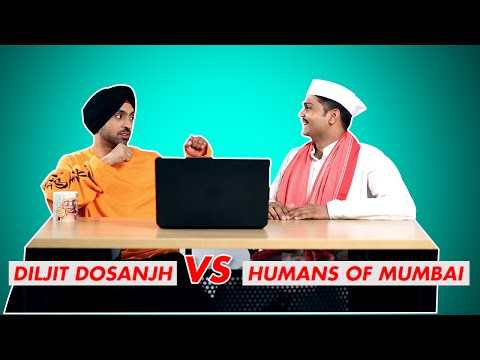 Diljit Vs Humans Of Mumbai: Mumbaikars Grill Diljit Dosanjh Over His Punjabi Songs