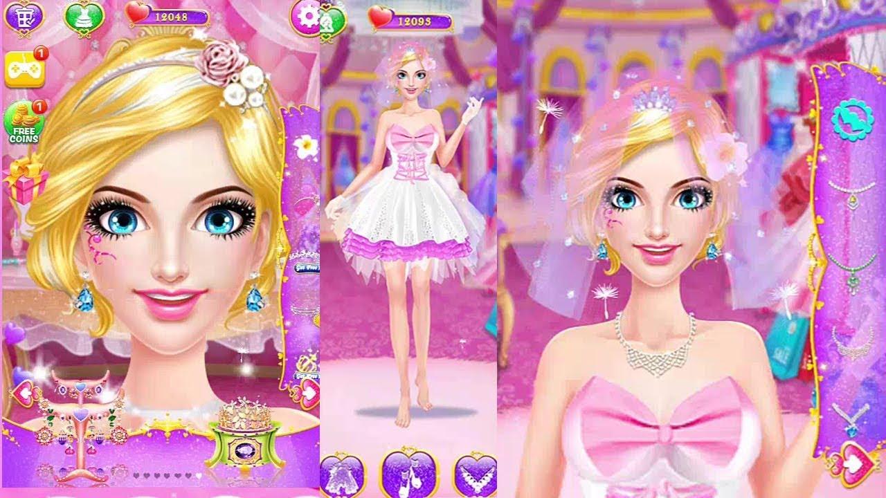Free Bride Makeup Games - Makeup Vidalondon