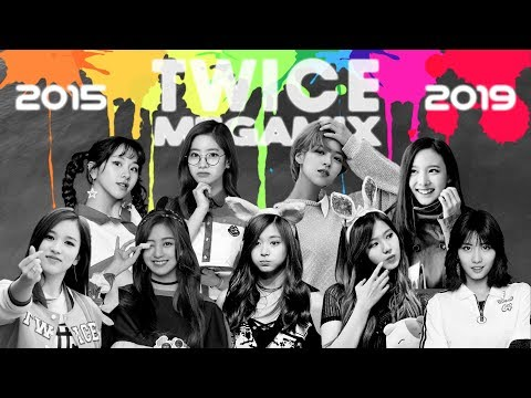 TWICE: The Megamix Of 54 Hits (2015-2019) // By JOSEPH JAMES