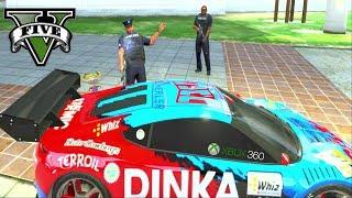 Grand Theft Auto V (Xbox 360) Free Roam Gameplay #18 [1080p]