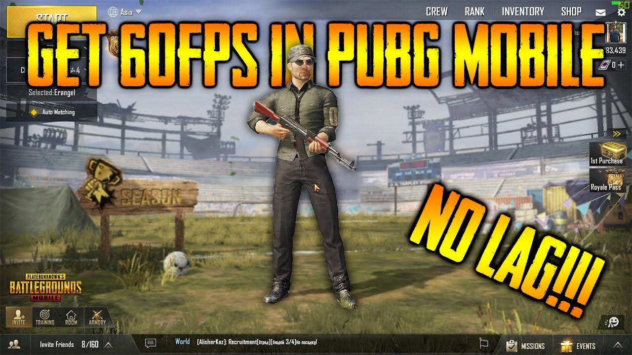 HOW TO FIX LAG In Tencent Gaming Buddy Emulator PC - Best SETTINGS - Works  with ANY system!