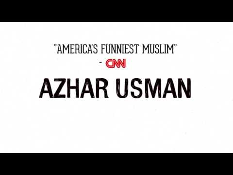 TEASER for 'AZHAR: ULTRA AMERICAN' ~ NYC July 20, 2017