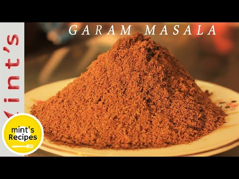 Garam Masala Recipe in Hindi | Indian Spice Mix - Ep-40