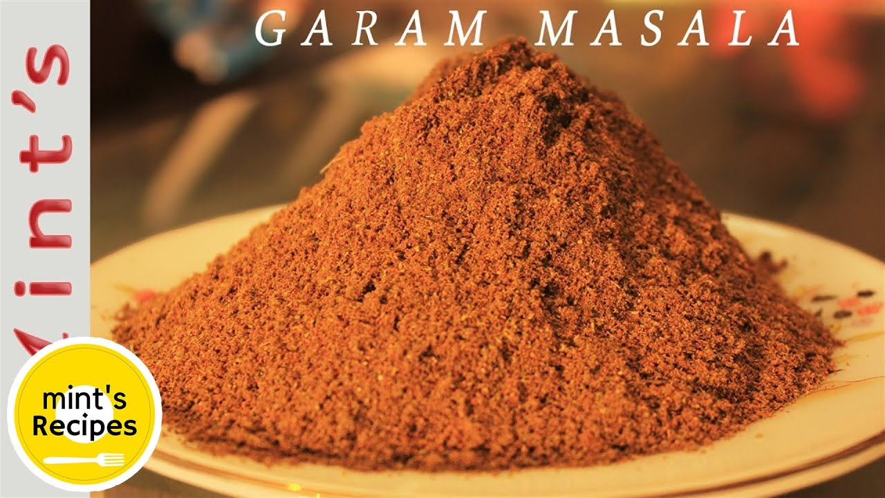 Garam masala recipe in hindi indian spice mix ep 40 youtube forumfinder Images