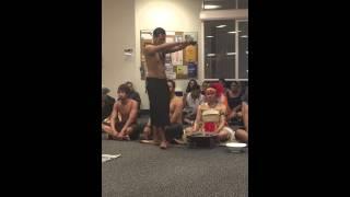 OTAGO SAMOAN STUDENT ASSOCIATION WELCOMING - AVA CEREMONY