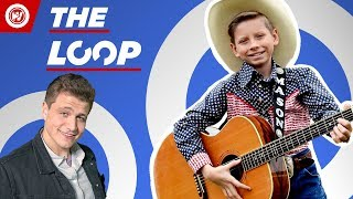 Walmart Yodeling Kid: THE Meme of 2018? | The Loop