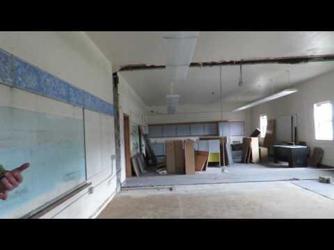 Custer Community Center - Future Business Incubator Space