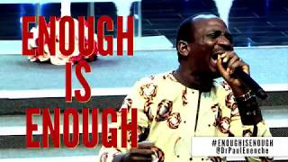 SELF DEFENCE IS YOUR RIGHT -DR PASTOR PAUL ENENCHE