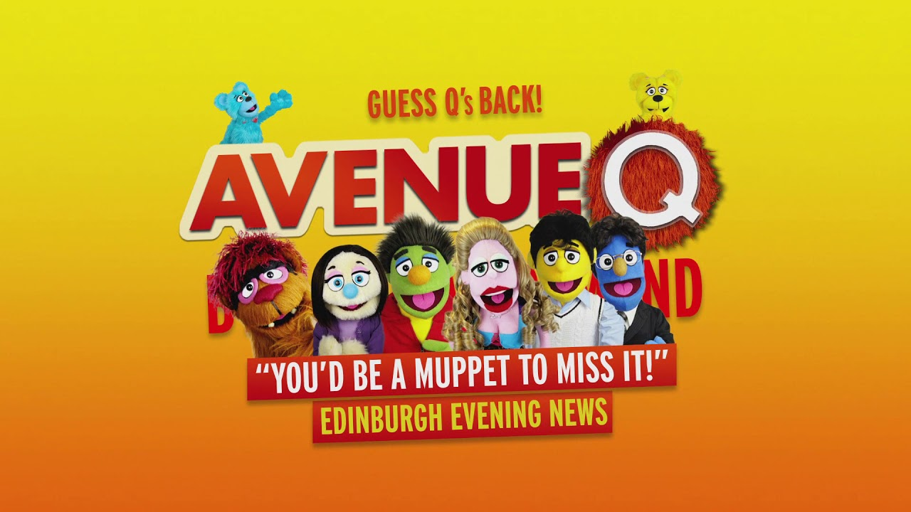 Avenue Q Set To Tour The Uk In 2019 Youtube