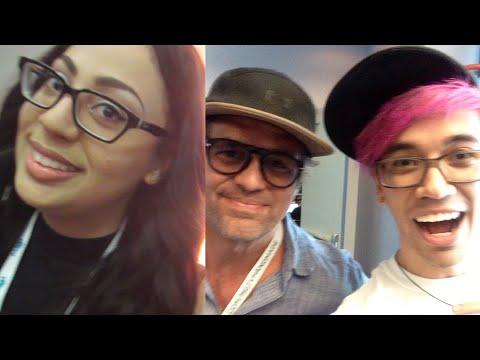 MARK RUFFALO AT VIDCON 2015!