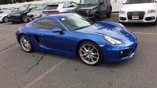 2014 Porsche Cayman Summit, Short Hills, Livingston, Westfield, Maplewood, NJ MDP9351
