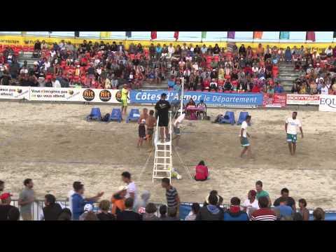 2015 - Finale du tournoi National masculin de Saint-Cast-Le Guildo Intégrale