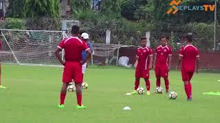 । SAFF Football  । Nepal । Nepal Vs Maldives  । Semifinal। Kathmandu Metroplitan । A division Club S