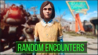 Fallout 4: 5 Strange and Rare Random Encounters You May Have Missed in The Wasteland (Part 3)