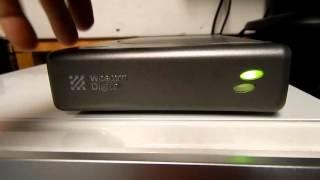 western digital external 80gb harddrive find*toast crash!*