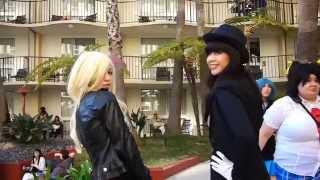 ALA Anime Los Angeles 2012 Cosplay Video 1