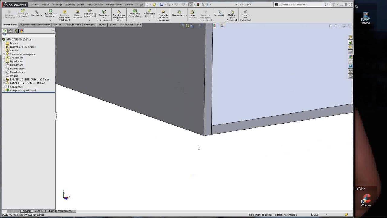 Formation Solidworks En Ligne Les Différentes Méthodes De Conception A S3d