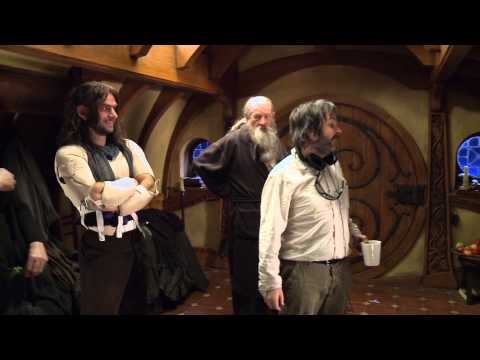 Seventeen years of Hobbit movie-making in one touching featurette