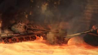 Revenge Epic Battles T-62 Ussr Vs Maus Germany