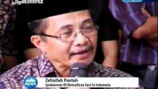 Martyrdoms of three members of Ahmadiyyah Muslim Jama'at in Indonesia - MTA News