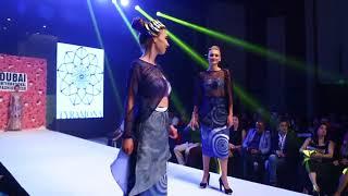 Tyramona by Decy Ramona @ International Fashion Week Dubai Season 6