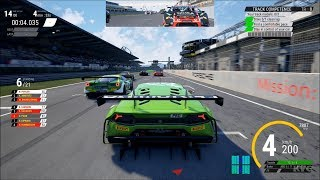 Assetto Corsa Competizione - Nürburgring (Germany) - Gameplay (PC HD) [1080p60FPS]