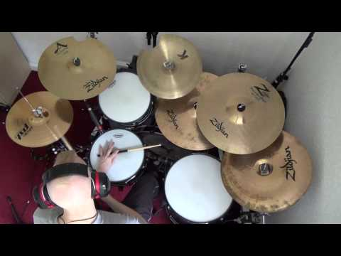 Gorillaz - Feel Good Inc - Drum Cover - Adam Kniveton