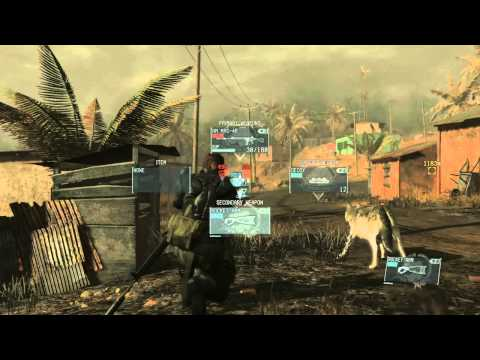 Metal Gear Solid V: -Pitch Dark- How to Fulton child soldiers