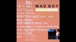 """Mad Boy performing """"Nothing Fails"""", originally recorded by Madonna...."""