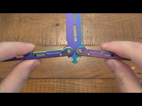 Trying Out The Cheapest Balisong On The Internet !!! (Butterfly Knife)