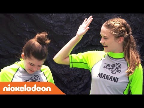 Paradise Run Bloopers Reel w/ Nick Stars Lizzy Greene, Jack Griffo & More! | Nick