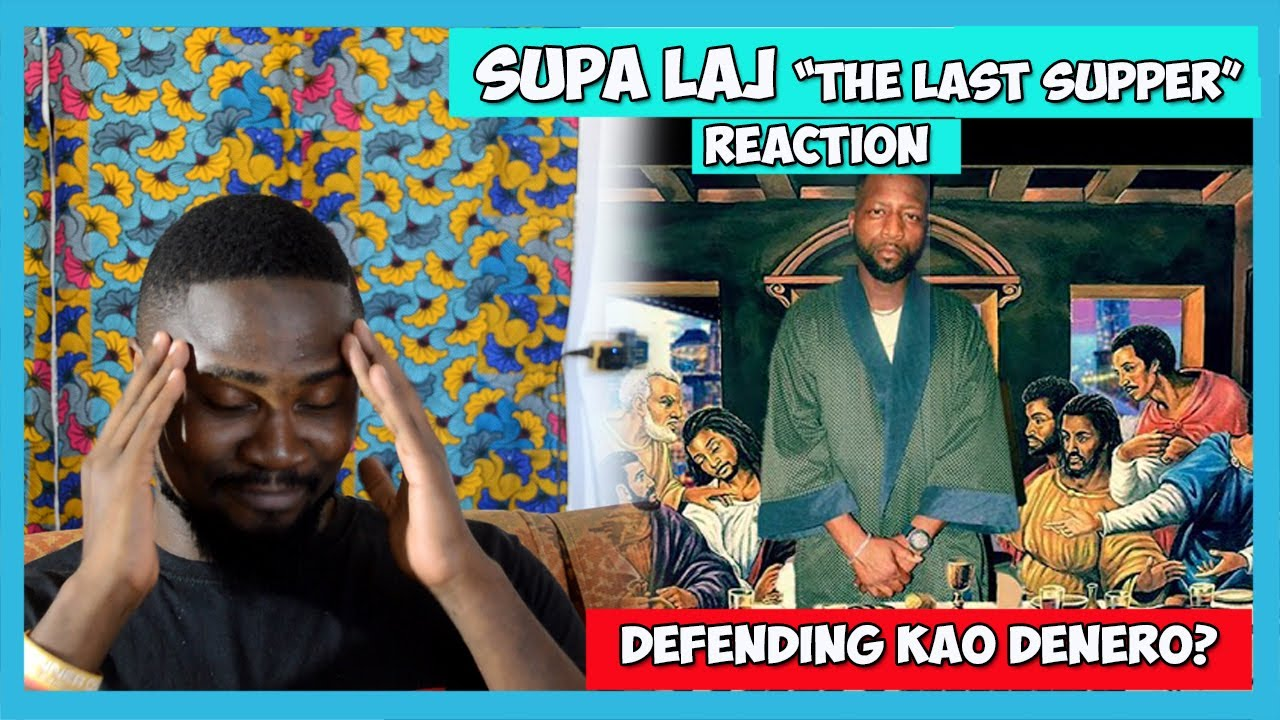 """Download SUPA LAJ DEFENDS KAO DENERO IN """"THE LAST SUPER"""" JUDAS DISS   REVIEW AND REACTION"""