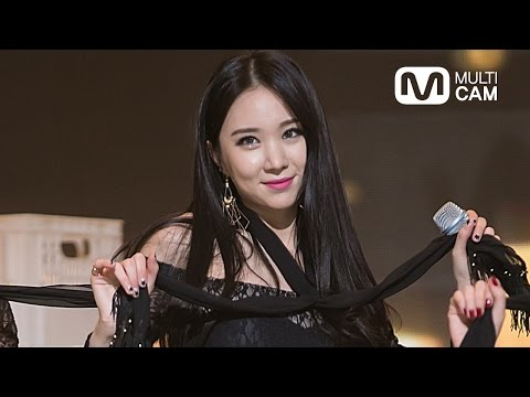 [Fancam] Euaerin of 9MUSES(나인뮤지스 이유애린) Drama @M COUNTDOWN_150122